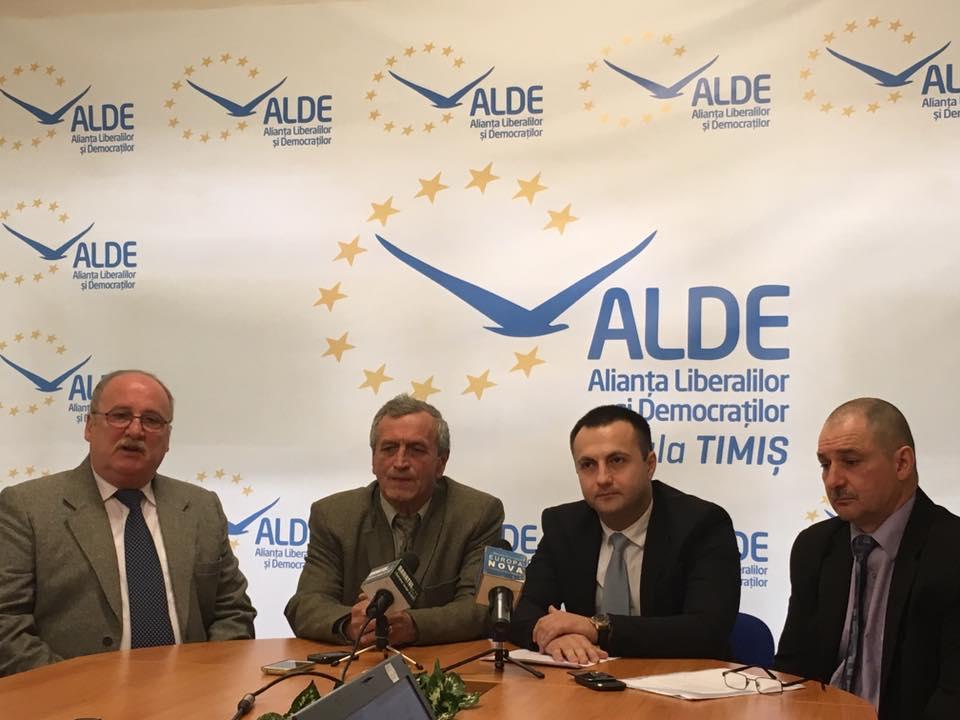ALDE Timiș marian cucsa