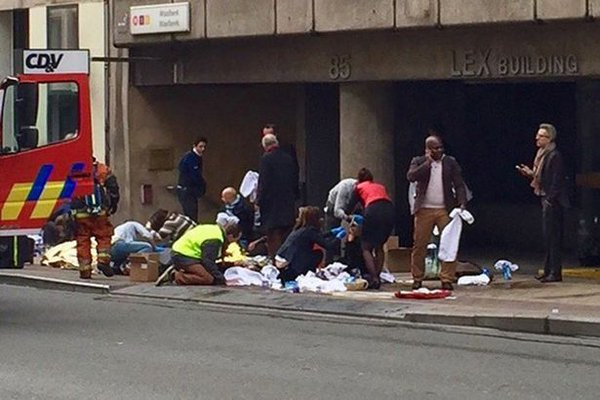 bruxelles metrou atentat 1