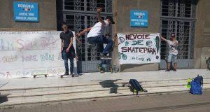protest skatepark
