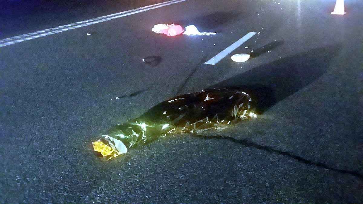 accident ghiroda 2 Femeie spulberată pe șosea în apropiere de Timișoara