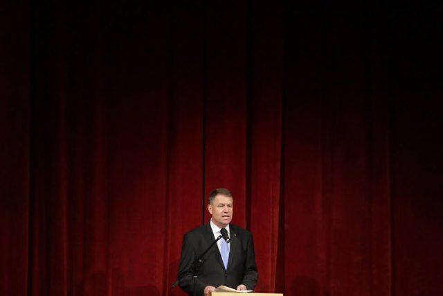 Klaus Iohannis este așteptat la Timișoara.