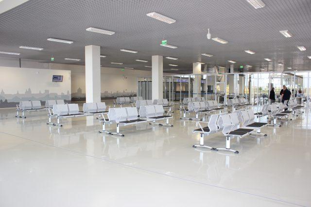 terminalul 1 Aeroportul Arad