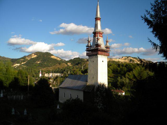 13. biserica greco-catolica Roșia Montană