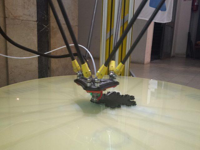 Imprimantă 3D, prezentată la Salonul de Invenții din Timișoara