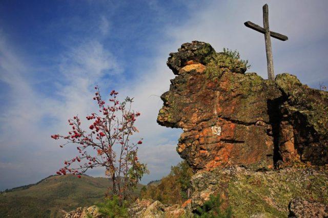 7. monument al naturii Roșia Montană