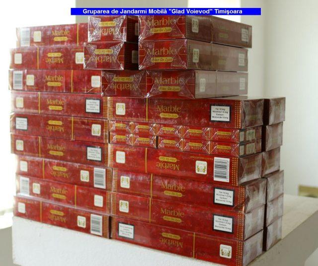 Foto BI 38 (2) țigări de contrabandă