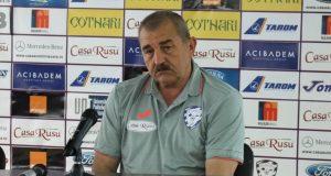 Ionuț Popa, retrogradat după primul joc la ACS Poli