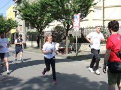 Gabriela Szabo a alergat la Crosul Olimpic din Timișoara