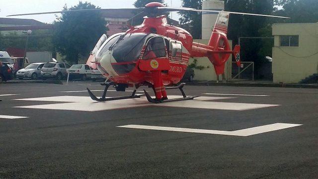 smurd elicopter judetean