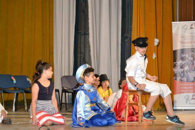 spectacol teatru copii