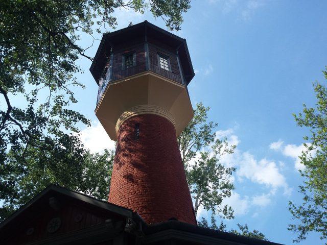 Turnul de apă Nyiregyhaza.
