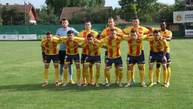 Ripensia Timișoara, la un joc distanță de îndeplinirea obiectivului