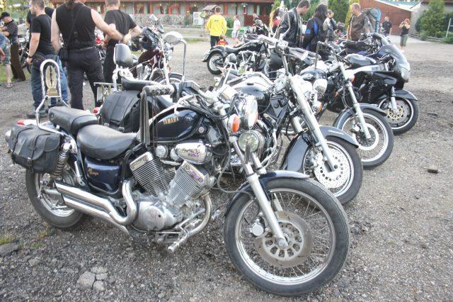 Motociliştii se adună la o nouă ediţie a Road Patrol Bikers Festival