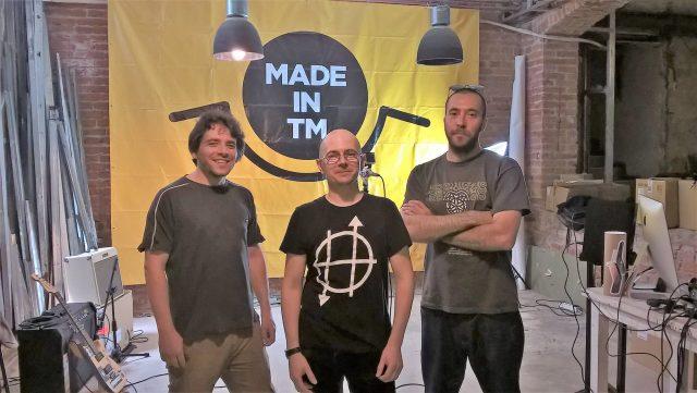 Legendara trupă punk Haos a înregistrat piese în campania Made in TM