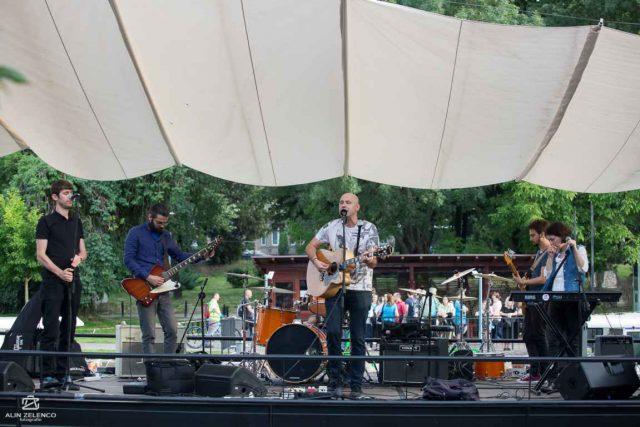 Trupa Moon Museum a susţinut un concert extraordinar la Timişoara