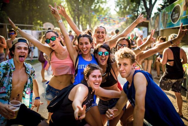 Toate abonamantele pentru festivalul Sziget de la Budapesta au fost epuizate