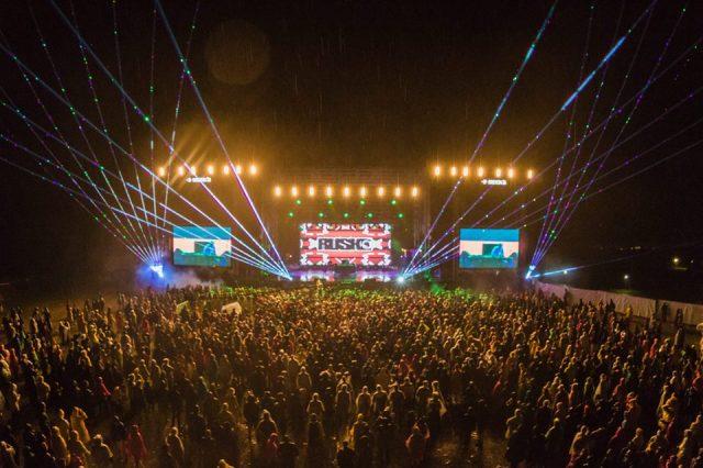 Festivalul Electric Castle se desf[ăşoară în acest weekend la Castleul Bonţida de lângă Cluj