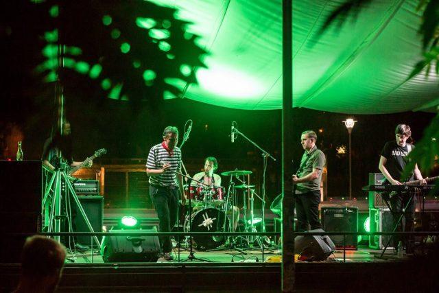 Formaţia Umbre Zidite a susţinut un concert în cadrul acţiunilor One Take Live