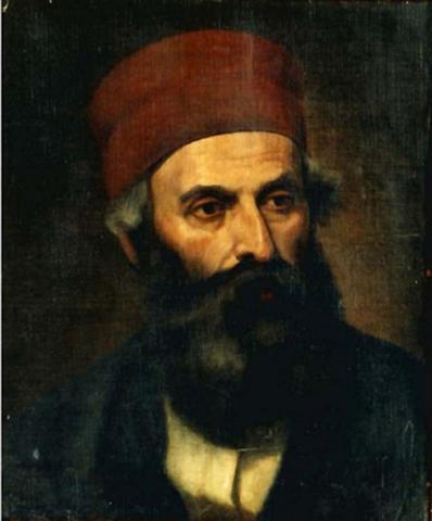 9. portret - muzeul de arta timisoara Nicolae Popescu