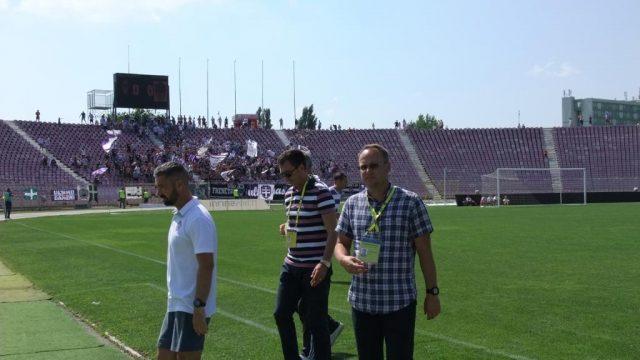 Sorin Brîndescu are motive de nemulțumire legate de prestația propriilor jucători
