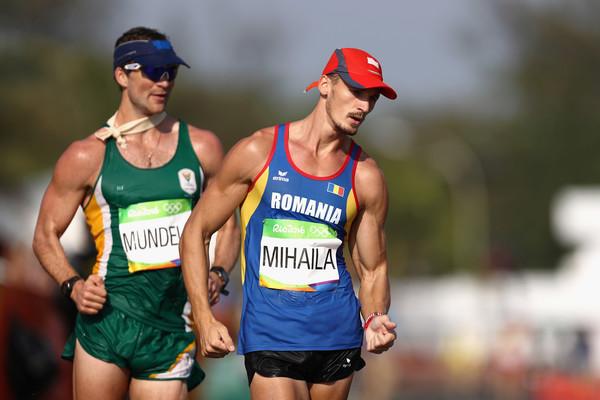 Narcis Mihăilă a stabilit un record personal la Rio. Foto: Bryn Lennon/Getty Images South America