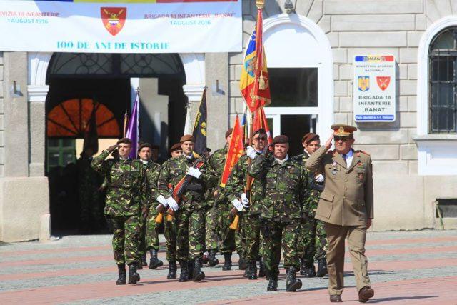 brigada 18 infanterie banat armata militari (21)