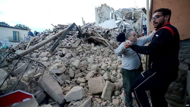 Cutremur de proporții în centrul Italiei. Vezi care sunt cele mai ...