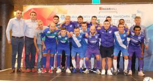 CS Informatica Timișoara și-a prezentat lotul pentru ediția 2016-17 a Ligii I la futsal
