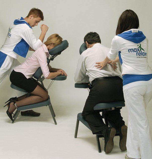 masaj la birou