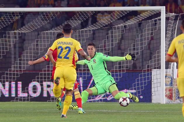 România, doar remiză cu Muntenegru. Foto: prosport.ro