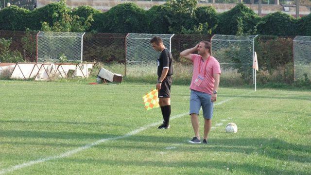 Cosmin Stan va fi adversarul lui Marius Șumudică