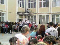 protest scoala generala 16