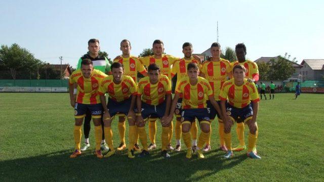 Ripensia Timișoara a obținut primul succes în Liga a III-a