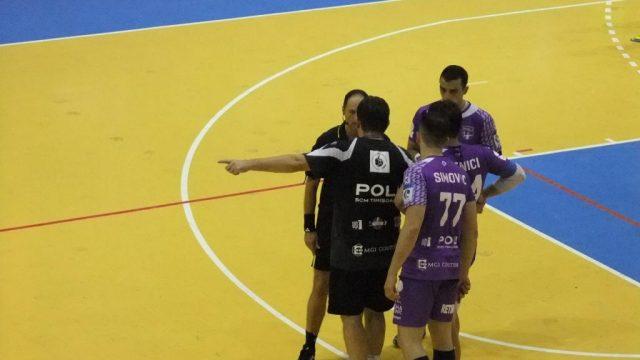 SCM Poli se simte neîndreptățită în campionat