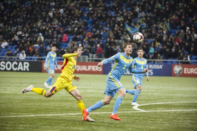 Doar egal în Kazahstan pentru România. Foto: frf.ro