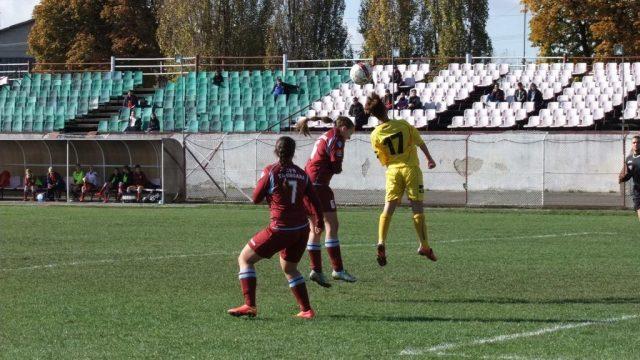 CFR Timișoara a învins-o clar pe Real Craiova