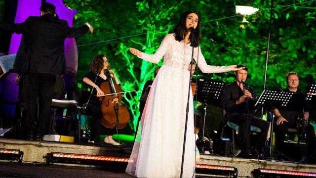 Alexandra Uşurelu revine cu un nou concert la Timişoara, în cadrul evenimentului Time To Folk