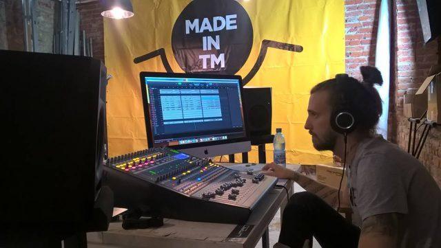 Lansarea compilaţiei One Take – Made in TM, va avea loc duminică 16 octombrie, la ora 18, la clubul D'arc.