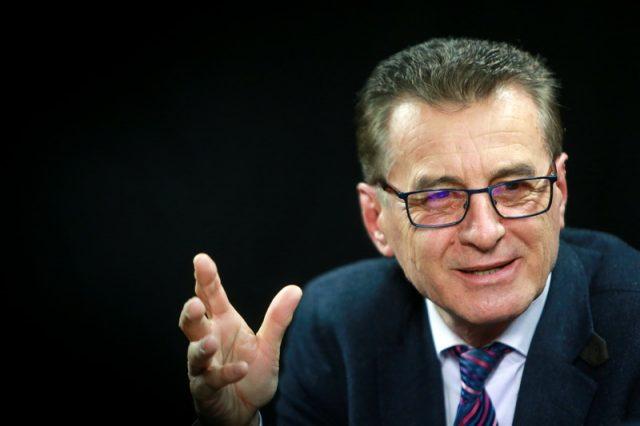 Victor Neumann, directorul Muzeului de Artă Timișoara