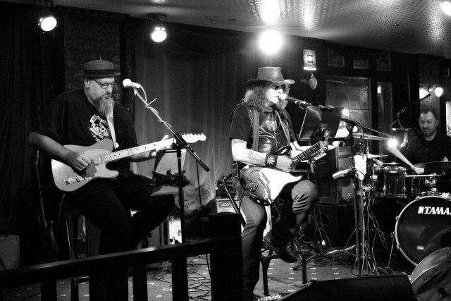 Adi Bărar Blues Band şi A.G. Weinberger au susţinut un concert memorabil la Timişoara