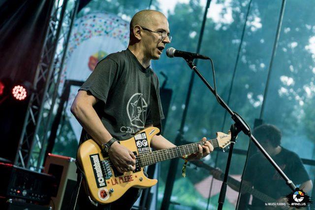 Andrei Racolţa, solistul trupei Haos, va fi prezent în cadrul emisiunii Pop Matineu