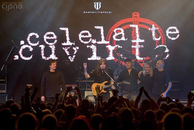 Legendara formaţie Celelalte Cuvinte susţine un concert aniversar la Timişoara
