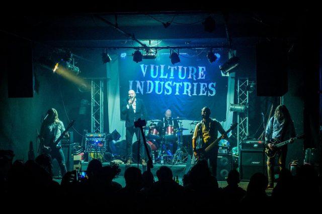 Formaţia norvegiană Vulture Industries a avut parte de succes la concertul susţinut în Timişoara