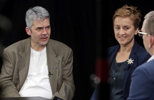 Radu Ticiu și Florina Roșiu, la PRESSALERT LIVE