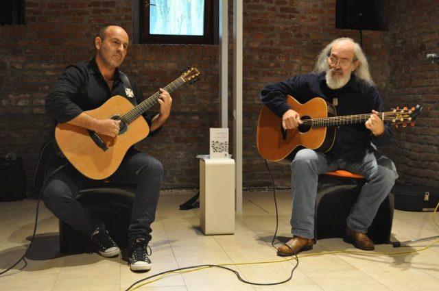 Horea Crişovan şi Ilie Stepan vor susţine un concert extraordinar la Galele Bistrita Folk