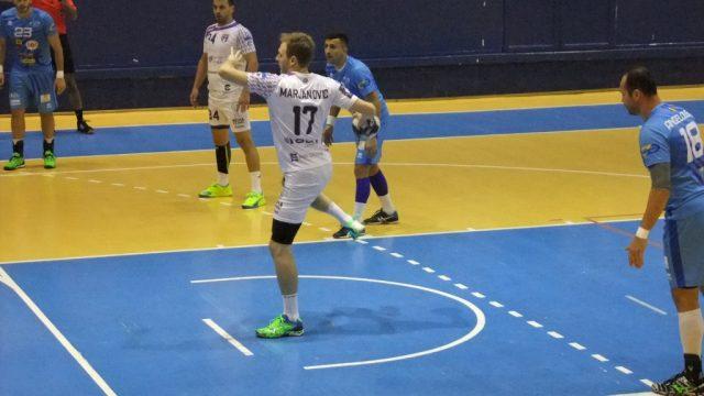 Marjanovic nu a fost inspirat azi de la 7 metri