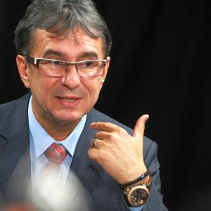 Fostul secretar de stat în Ministerul Sănătății, Dorel Săndesc, pressalert live timisoara