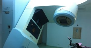 aparat de radioterapie