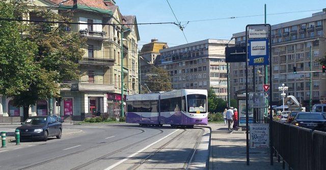 tramvaiul armonia linia 2