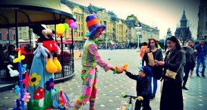 clown timisoara